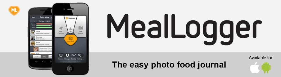 MealLogger banner
